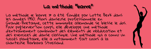 Mthode barre